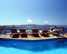 Porto Fira Suites Travel Agents In Greece Greek Tourism